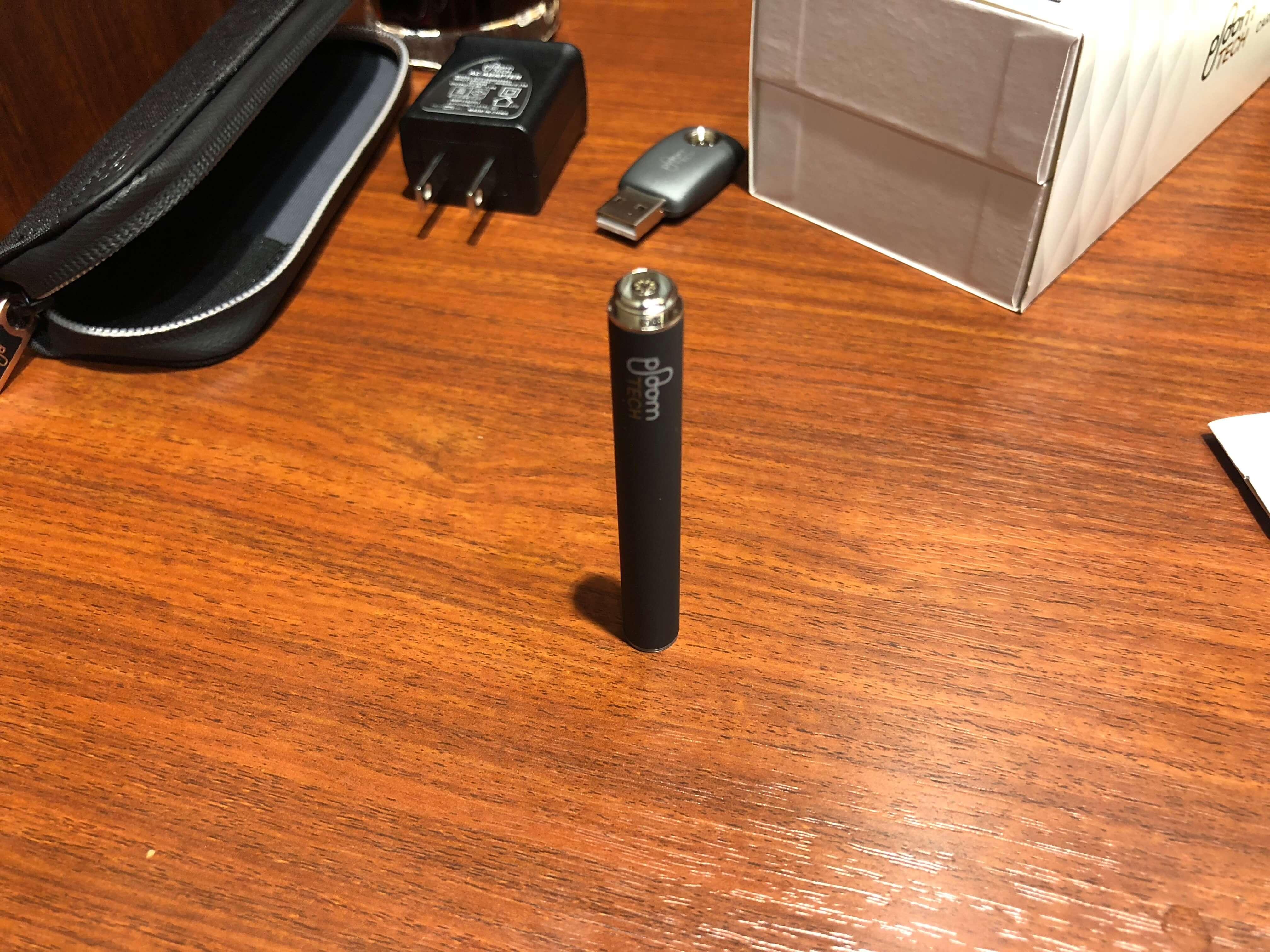 プルーム・テックのバッテリー
